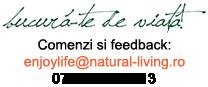 Natural Living Contact