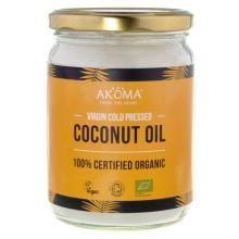 Ulei organic de cocos, presat la rece, grad alimentar, 500 ml