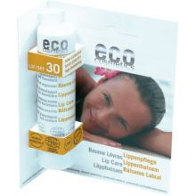 Balsam de buze BIO cu protectie solara inalta FPS 30