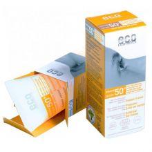 Crema BIO cu protectie solara inalta FPS 50+, nuantata