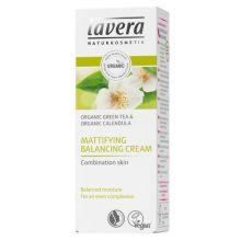 Crema matifianta echilibranta ten mixt, cu ceai verde si galbenele