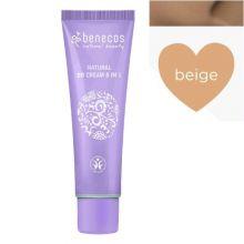 BB Cream BIO 8-in-1, Beige (ten inchis)