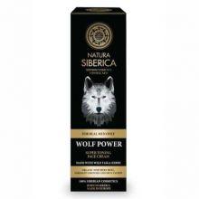 Crema de fata tonifianta pentru barbati Wolf Power, 50 ml