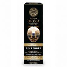 Crema intensiva antirid pentru barbati, cu plante siberiene, Bear Power, 50 ml