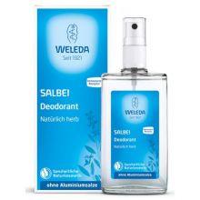 Deodorant spray cu salvie - 100 ml