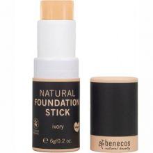 Foundation stick BIO, Ivory (deschis)