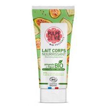 Lapte de corp hranitor cu migdale si smochine bio COCOON ADDICTION - 200 ml