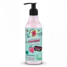 Lotiune de corp Skin Supergood cu capsuni Strawberry Vacation, 250 ml