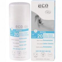Lotiune fluida de protectie solara FPS 20 fara parfum