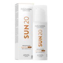 Lotiune de soare delicată SPF 20 - 150 ml