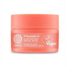 Crema de zi iluminatoare cu vitamina C si niacinamida, FPS 20, 50 ml