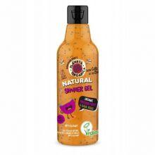 Gel de dus cu fructul pasiunii si seminte de busuioc Skin Supergood, 250 ml
