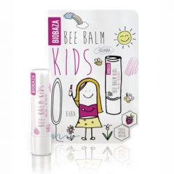 Balsam de buze pentru copii cu zmeura