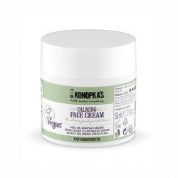 Crema de fata calmanta pentru ten normal sau gras, 50 ml
