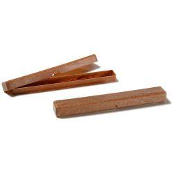 Etui din bioplastic (lemn lichid) pentru periuta de dinti