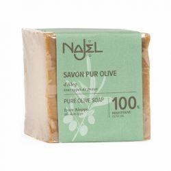 Sapun Alep cu 100% ulei de masline, 200 g