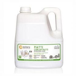 Detergent lichid pentru vase, super concentrat (667 spalari) - 4 litri