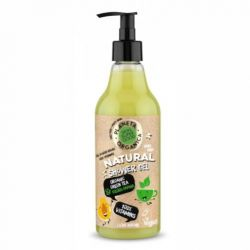 Gel de dus natural 100% Vitamins Skin Supergood, 500 ml