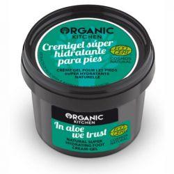 Crema-gel super hidratanta pentru picioare In Aloe We Trust