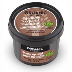 Exfoliant corporal anticelulitic Wake Up And Smell The Coffee