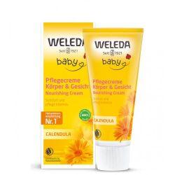 Crema de corp hidratanta cu galbenele - 75 ml