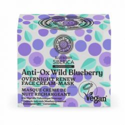 Crema-masca de noapte regeneranta antioxidanta cu ceramide si Q10, 50 ml