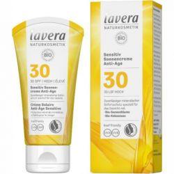 Crema BIO antirid protectie solara FPS 30, piele sensibila, 50 ml