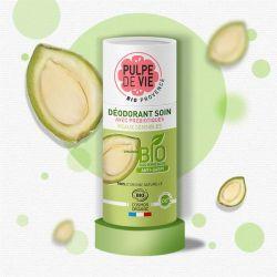 Deodorant stick pentru piele sensibila DAM DAM DÉOOO (zero plastic) - 55 g