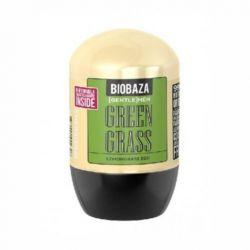 Deodorant natural pentru barbati GREEN GRASS (lemongrass)