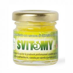 Difuzor ambiental anti-tantari cu lemongrass si geranium, Svitamy, 30 ml