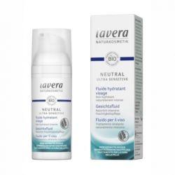 Fluid facial pentru tenul alergic, foarte sensibil si iritat, Neutral