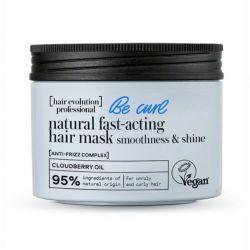 Masca profesionala efect rapid pentru par cret Be Curl, 150 ml