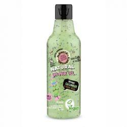 Gel de dus cu castravete si seminte de busuioc Skin Supergood, 250 ml