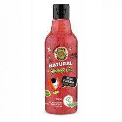 Gel de dus cu guarana si seminte de busuioc Skin Supergood, 250 ml